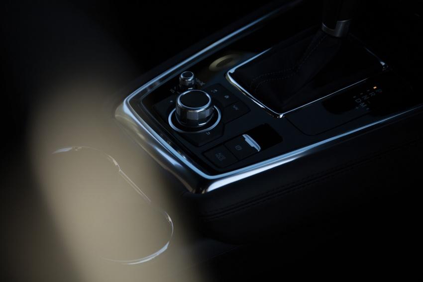 Mazda CX-8 – SUV 2.2L SkyActiv-D dengan tiga-barisan tempat duduk telah dilancarkan di Jepun Image #711167