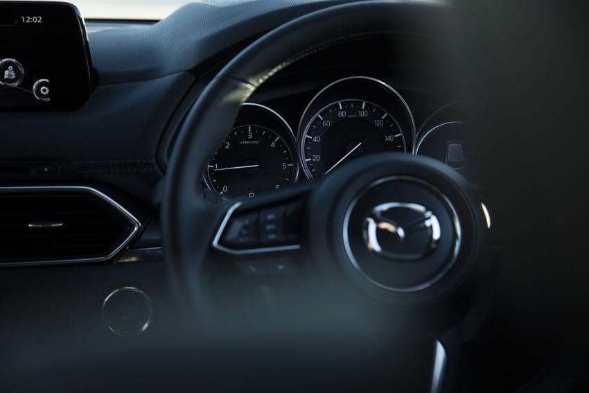 Mazda CX-8 – SUV 2.2L SkyActiv-D dengan tiga-barisan tempat duduk telah dilancarkan di Jepun Image #711166