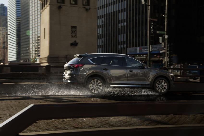 Mazda CX-8 – SUV 2.2L SkyActiv-D dengan tiga-barisan tempat duduk telah dilancarkan di Jepun Image #711162