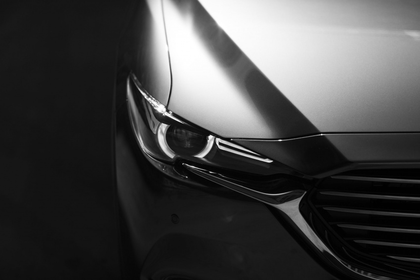 Mazda CX-8 – SUV 2.2L SkyActiv-D dengan tiga-barisan tempat duduk telah dilancarkan di Jepun Image #711151
