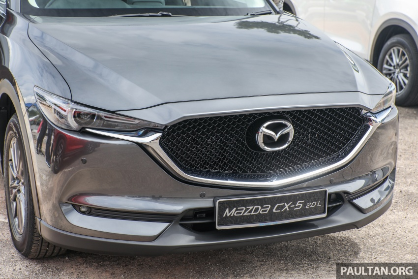 2017 Mazda CX-5 previewed in Malaysia – full spec sheets out, petrol and diesel variants, from RM134k Image #716275