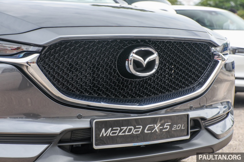 2017 Mazda CX-5 previewed in Malaysia – full spec sheets out, petrol and diesel variants, from RM134k Image #716280