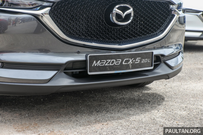2017 Mazda CX-5 previewed in Malaysia – full spec sheets out, petrol and diesel variants, from RM134k Image #716281