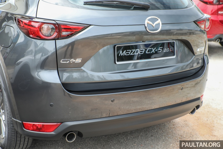 2017 Mazda CX-5 previewed in Malaysia – full spec sheets out, petrol and diesel variants, from RM134k Image #716289