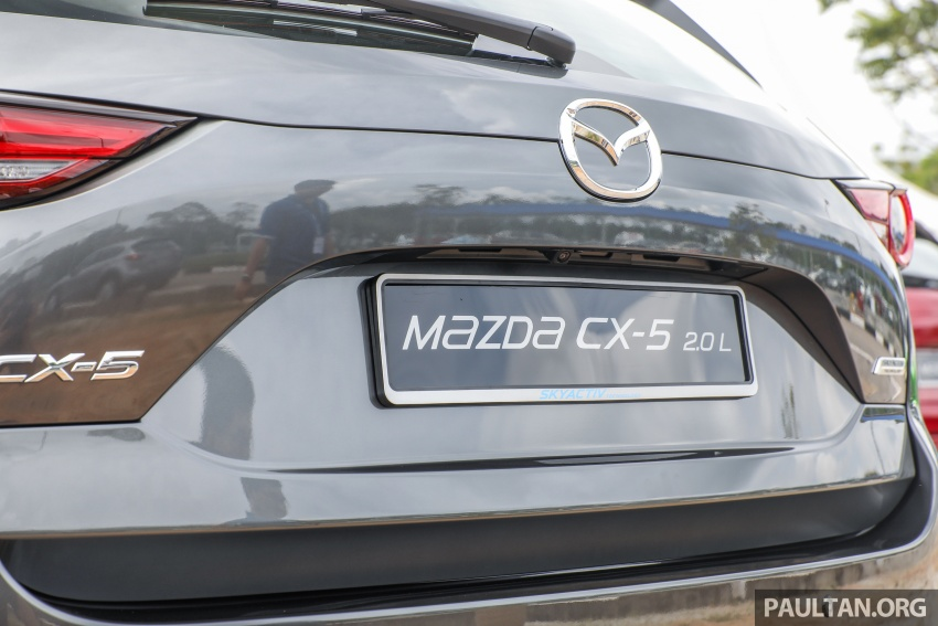 2017 Mazda CX-5 previewed in Malaysia – full spec sheets out, petrol and diesel variants, from RM134k Image #716293