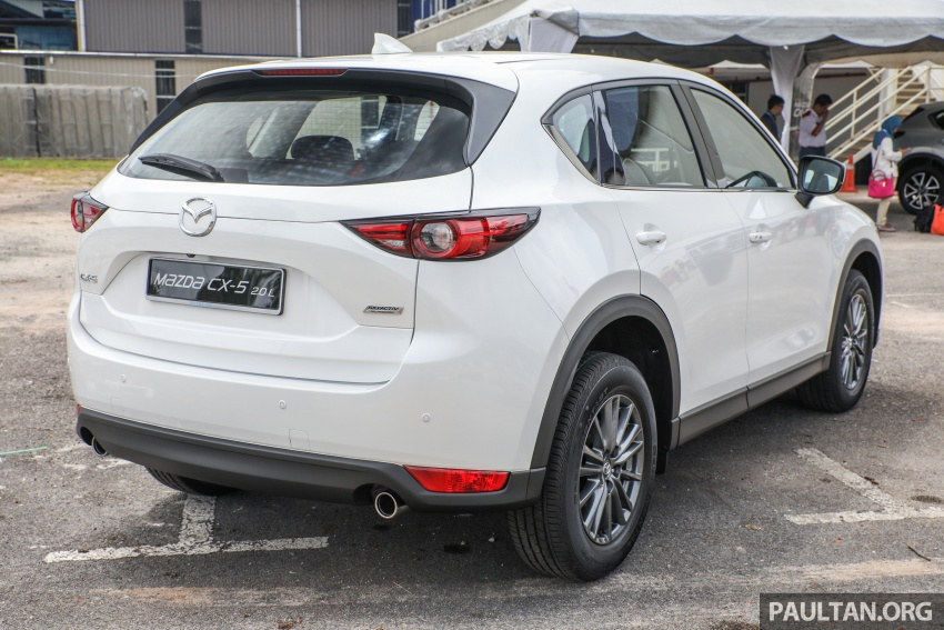 2017 Mazda CX-5 previewed in Malaysia – full spec sheets out, petrol and diesel variants, from RM134k Image #716268