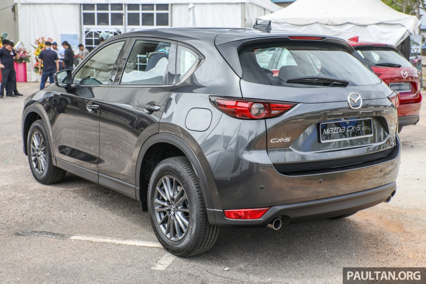 2017 Mazda CX-5 previewed in Malaysia – full spec sheets out, petrol and diesel variants, from RM134k Image #716269