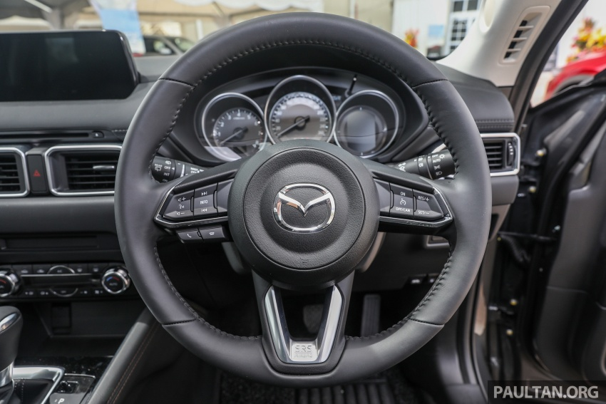 2017 Mazda CX-5 previewed in Malaysia – full spec sheets out, petrol and diesel variants, from RM134k Image #716304