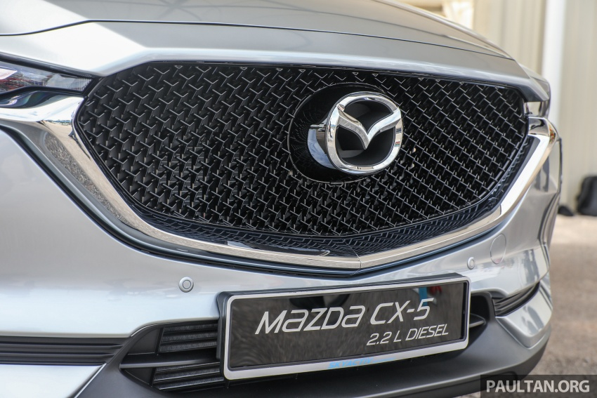 2017 Mazda CX-5 previewed in Malaysia – full spec sheets out, petrol and diesel variants, from RM134k Image #716468