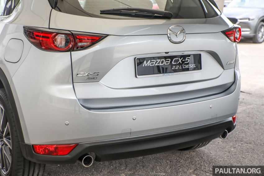 2017 Mazda CX-5 previewed in Malaysia – full spec sheets out, petrol and diesel variants, from RM134k Image #716480