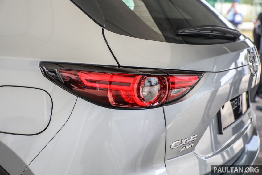 2017 Mazda CX-5 previewed in Malaysia – full spec sheets out, petrol and diesel variants, from RM134k Image #716482