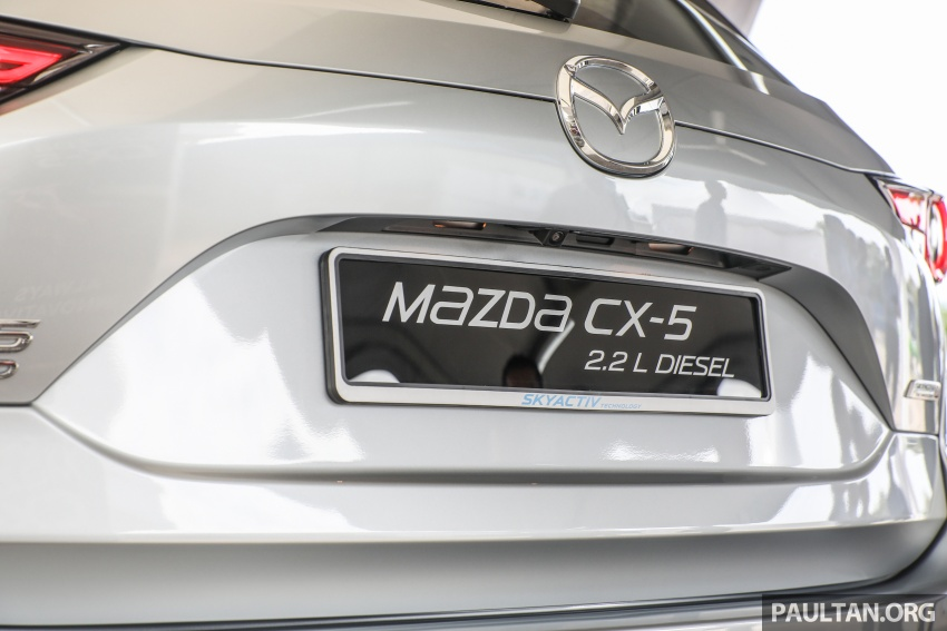 2017 Mazda CX-5 previewed in Malaysia – full spec sheets out, petrol and diesel variants, from RM134k Image #716484