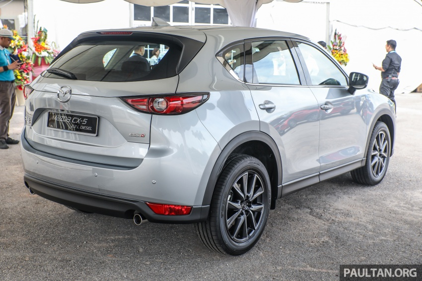 2017 Mazda CX-5 previewed in Malaysia – full spec sheets out, petrol and diesel variants, from RM134k Image #716456