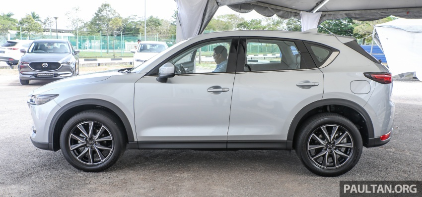 2017 Mazda CX-5 previewed in Malaysia – full spec sheets out, petrol and diesel variants, from RM134k Image #716458
