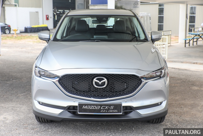 2017 Mazda CX-5 previewed in Malaysia – full spec sheets out, petrol and diesel variants, from RM134k Image #716459