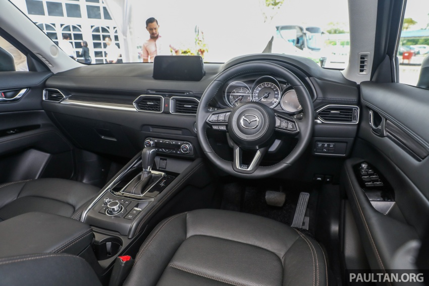 2017 Mazda CX-5 previewed in Malaysia – full spec sheets out, petrol and diesel variants, from RM134k Image #716512