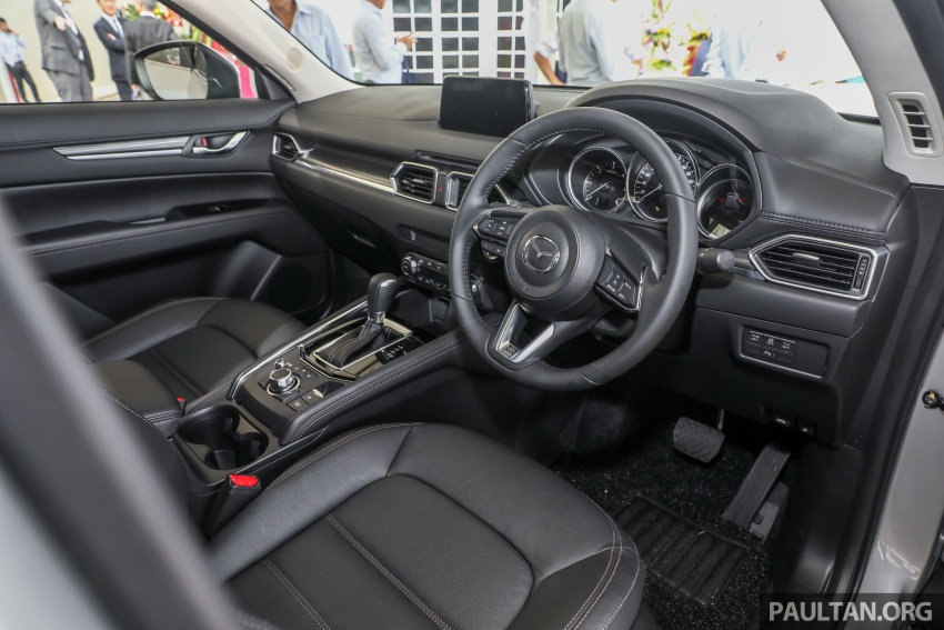 2017 Mazda CX-5 previewed in Malaysia – full spec sheets out, petrol and diesel variants, from RM134k Image #716494