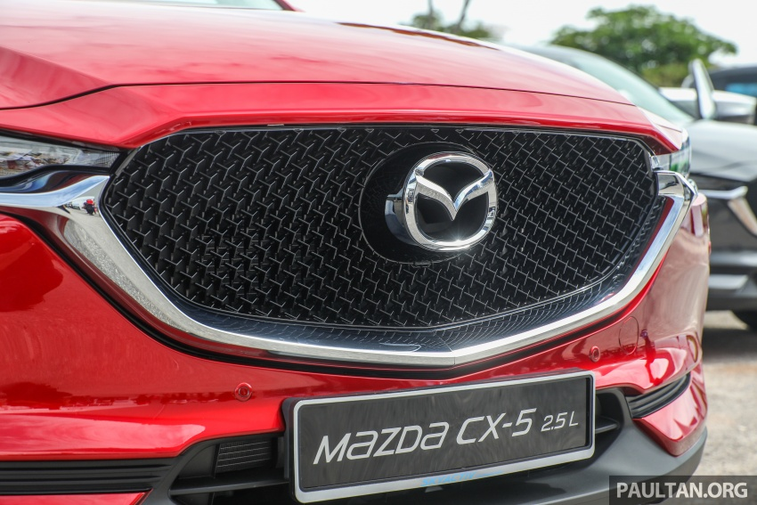 2017 Mazda CX-5 previewed in Malaysia – full spec sheets out, petrol and diesel variants, from RM134k Image #716365