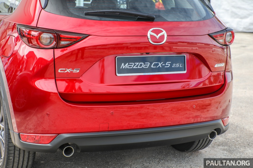 2017 Mazda CX-5 previewed in Malaysia – full spec sheets out, petrol and diesel variants, from RM134k Image #716373