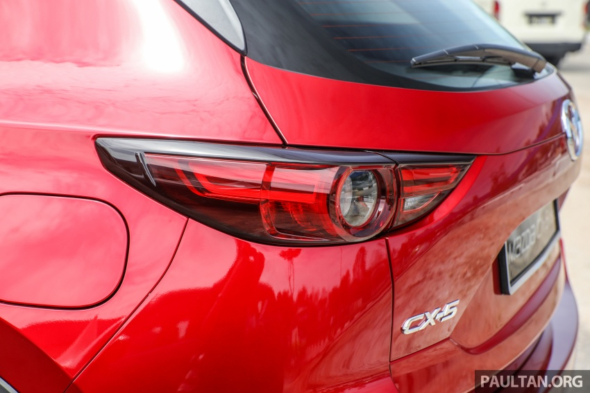 2017 Mazda CX-5 previewed in Malaysia – full spec sheets out, petrol and diesel variants, from RM134k Image #716375