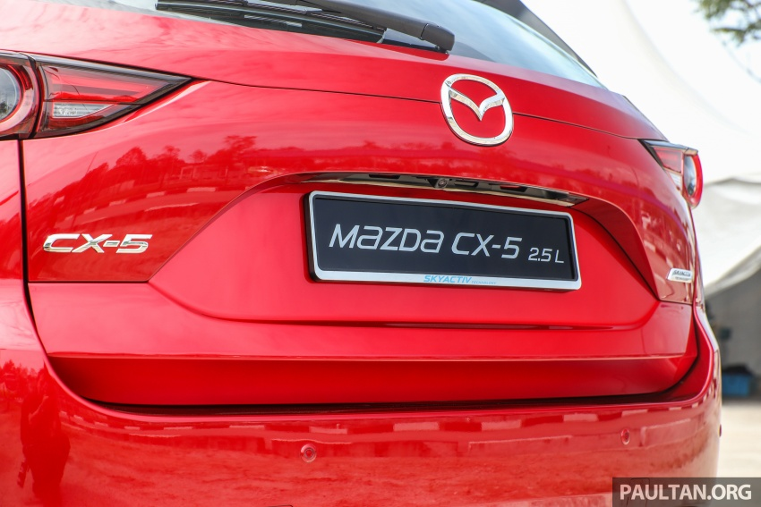 2017 Mazda CX-5 previewed in Malaysia – full spec sheets out, petrol and diesel variants, from RM134k Image #716379