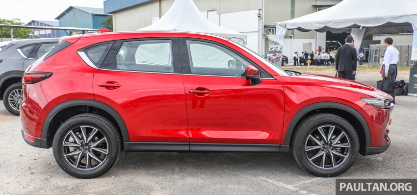 2017 Mazda CX-5 previewed in Malaysia – full spec sheets out, petrol and diesel variants, from RM134k Image #716354
