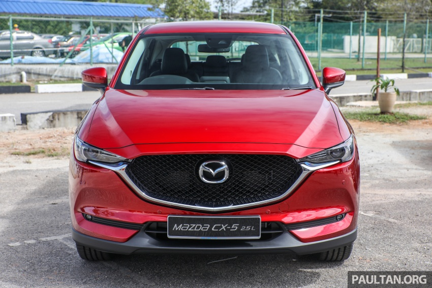 2017 Mazda CX-5 previewed in Malaysia – full spec sheets out, petrol and diesel variants, from RM134k Image #716355