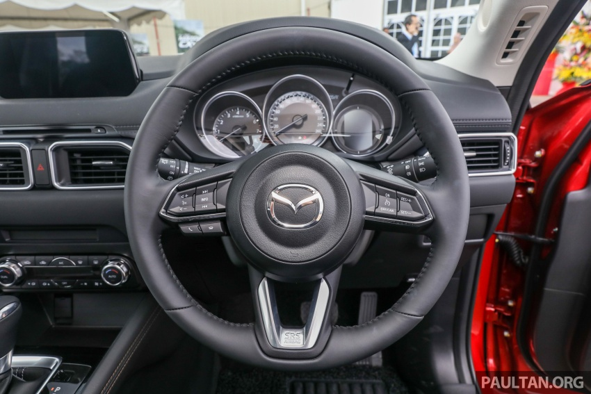 2017 Mazda CX-5 previewed in Malaysia – full spec sheets out, petrol and diesel variants, from RM134k Image #716395