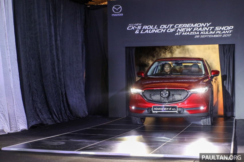 2017 Mazda CX-5 previewed in Malaysia – full spec sheets out, petrol and diesel variants, from RM134k Image #716044