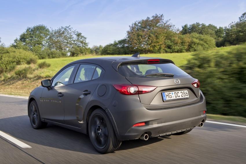 Mazda releases more details of new SkyActiv-X engine with compression ignition, next-gen Mazda 3 platform Image #707127