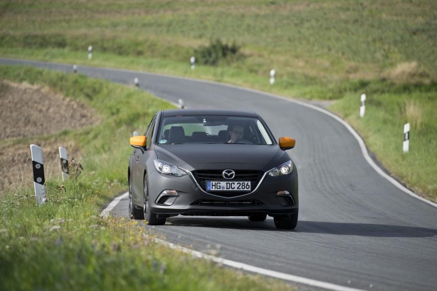 Mazda releases more details of new SkyActiv-X engine with compression ignition, next-gen Mazda 3 platform Image #707135