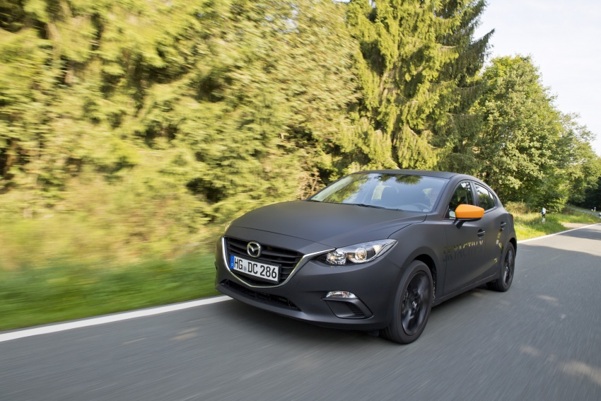 Mazda releases more details of new SkyActiv-X engine with compression ignition, next-gen Mazda 3 platform Image #707138