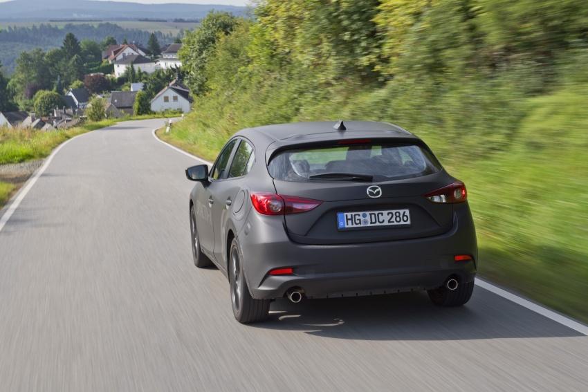Mazda releases more details of new SkyActiv-X engine with compression ignition, next-gen Mazda 3 platform Image #707145