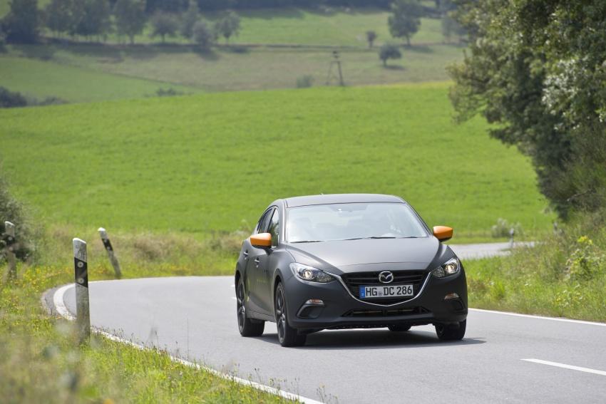 Mazda releases more details of new SkyActiv-X engine with compression ignition, next-gen Mazda 3 platform Image #707152