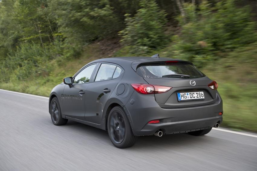 Mazda releases more details of new SkyActiv-X engine with compression ignition, next-gen Mazda 3 platform Image #707125