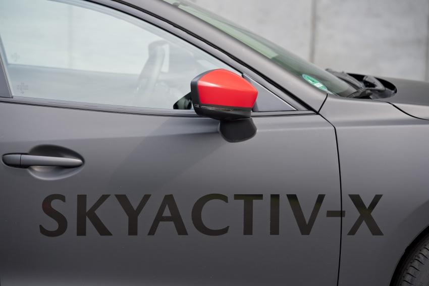Mazda releases more details of new SkyActiv-X engine with compression ignition, next-gen Mazda 3 platform Image #707158