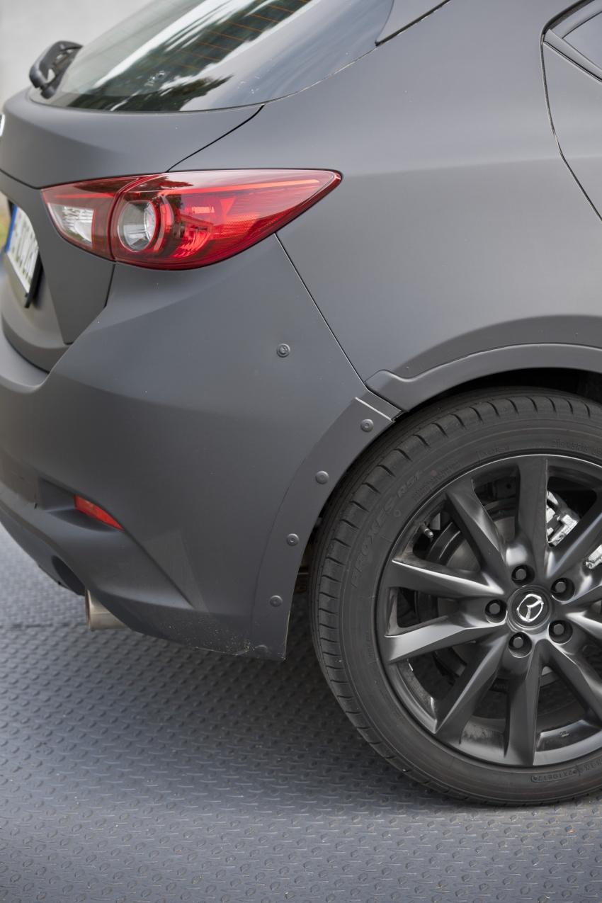 Mazda releases more details of new SkyActiv-X engine with compression ignition, next-gen Mazda 3 platform Image #707159