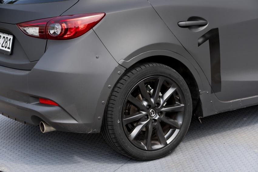 Mazda releases more details of new SkyActiv-X engine with compression ignition, next-gen Mazda 3 platform Image #707162