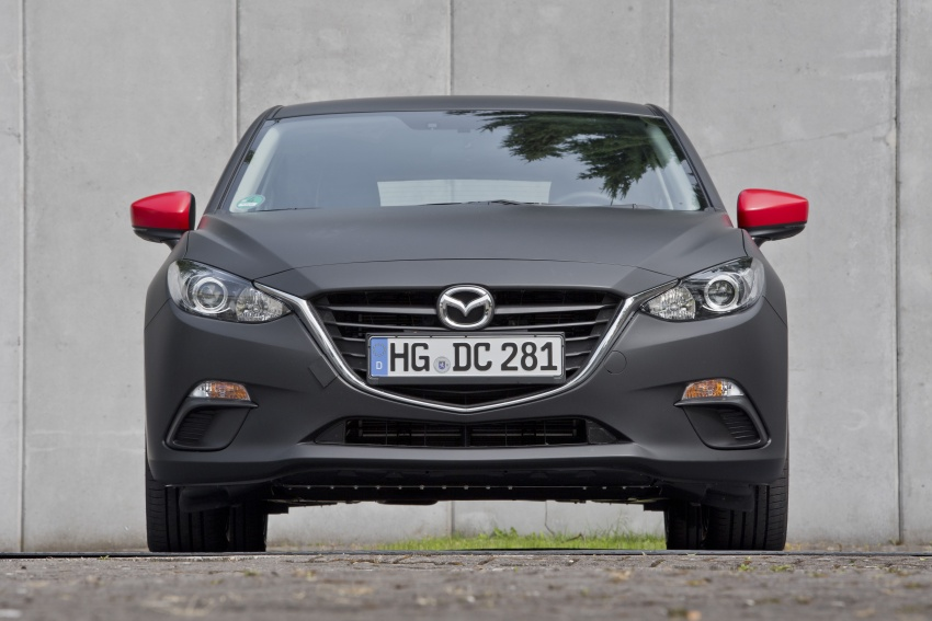 Mazda releases more details of new SkyActiv-X engine with compression ignition, next-gen Mazda 3 platform Image #707199