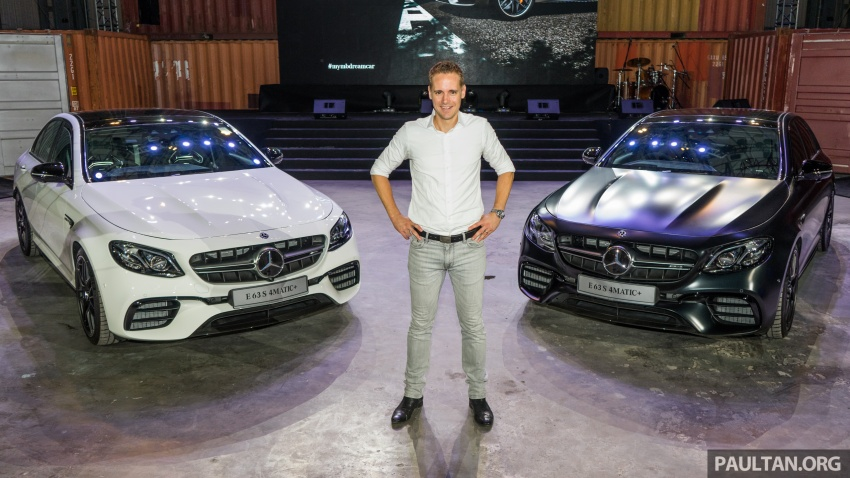 W213 Mercedes-AMG E63S 4Matic+ launched in Malaysia, from RM999k – Edition 1, RM1.09 million Image #715698