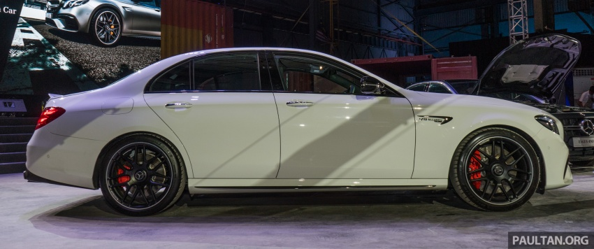 W213 Mercedes-AMG E63S 4Matic+ launched in Malaysia, from RM999k – Edition 1, RM1.09 million Image #715710