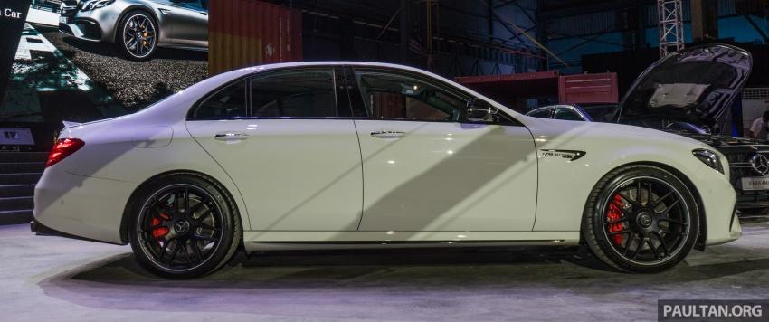 Mercedes-AMG E 63 S 4Matic+ kini di Malaysia – 4.0 liter V8 Twin Turbo, 612 hp/850 Nm, RM998,888 Image #715774