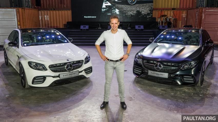 Mercedes-AMG E 63 S 4Matic+ kini di Malaysia – 4.0 liter V8 Twin Turbo, 612 hp/850 Nm, RM998,888 Image #715716