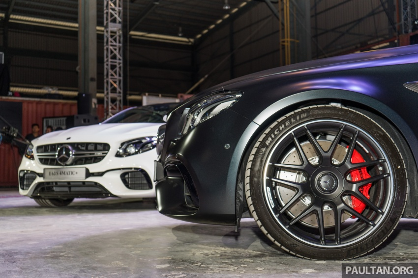 W213 Mercedes-AMG E63S 4Matic+ launched in Malaysia, from RM999k – Edition 1, RM1.09 million Image #715721