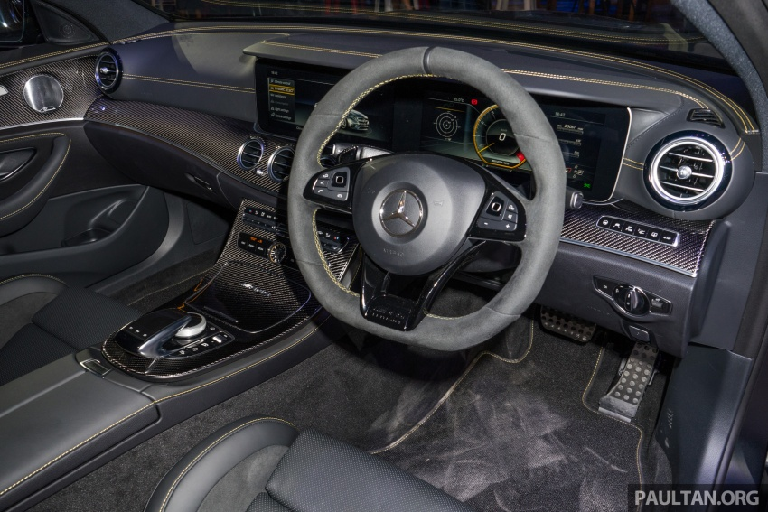 W213 Mercedes-AMG E63S 4Matic+ launched in Malaysia, from RM999k – Edition 1, RM1.09 million Image #715736