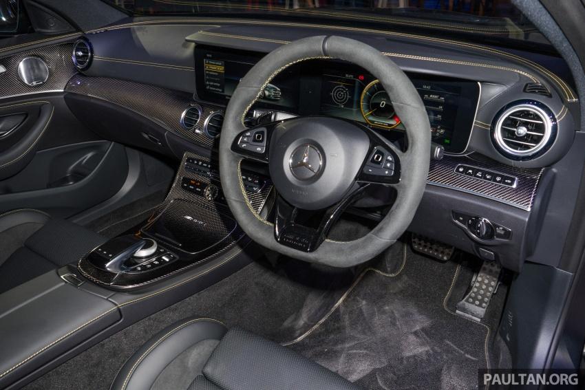 Mercedes-AMG E 63 S 4Matic+ kini di Malaysia – 4.0 liter V8 Twin Turbo, 612 hp/850 Nm, RM998,888 Image #715794