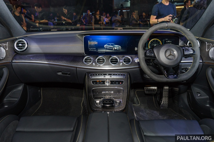 W213 Mercedes-AMG E63S 4Matic+ launched in Malaysia, from RM999k – Edition 1, RM1.09 million Image #715739