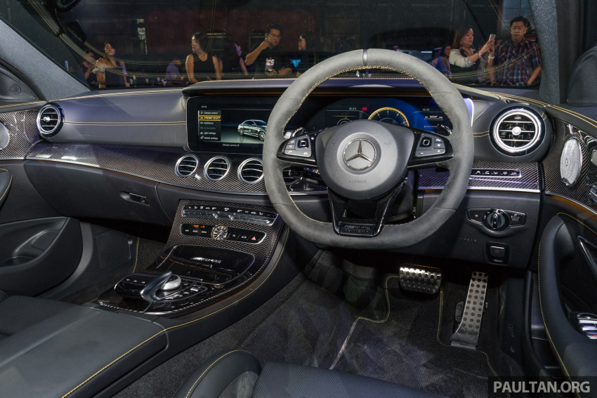 W213 Mercedes-AMG E63S 4Matic+ launched in Malaysia, from RM999k – Edition 1, RM1.09 million Image #715740