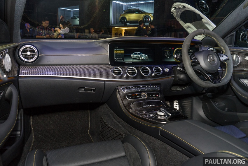 W213 Mercedes-AMG E63S 4Matic+ launched in Malaysia, from RM999k – Edition 1, RM1.09 million Image #715742