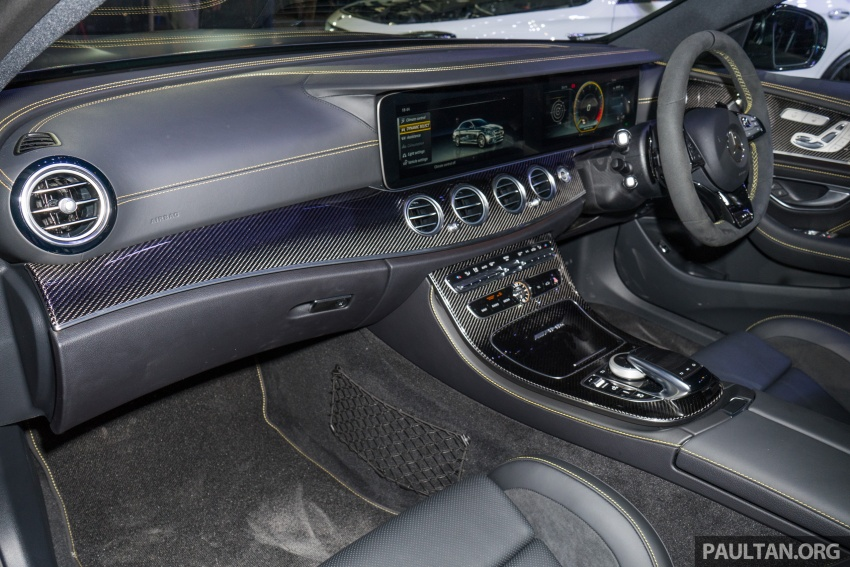 W213 Mercedes-AMG E63S 4Matic+ launched in Malaysia, from RM999k – Edition 1, RM1.09 million Image #715743